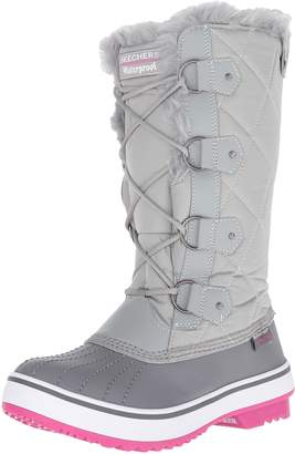 Skechers Women's Highlighlanders Cottontail Winter Boot