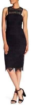 Trina Turk Vitality Crochet Knit Dress