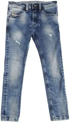 Diesel Stretch Cotton Denim Jeans