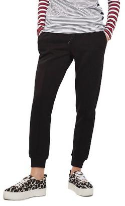 Women's Topshop Clean Seam Jogger Pants $48 thestylecure.com