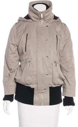 Rebecca Minkoff Hooded Puffer Jacket