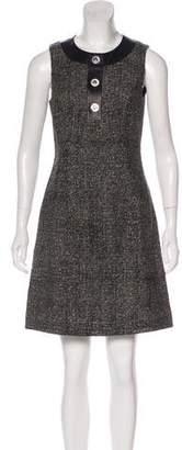 Michael Kors Linen Mini Dress w/ Tags