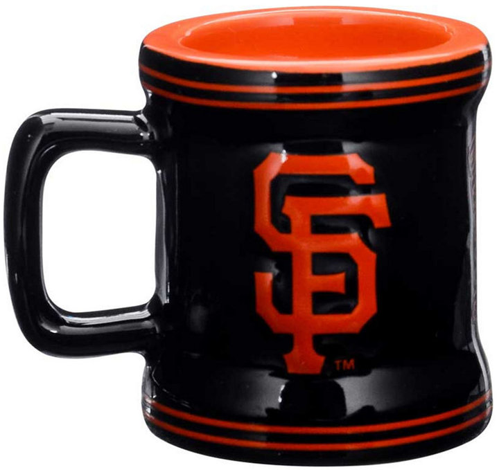 Boelter Brands San Francisco Giants 2 oz. Mini Mug Shot Glass
