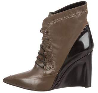 Derek Lam Maxine Wedge Ankle Boots w/ Tags