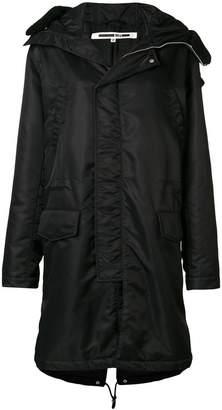 McQ oversized hooded parka