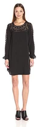 Michael Stars Women's Lasercut Dress
