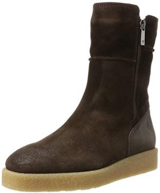 Marc O'Polo Flat Heel Bootie 70914296001304, Women's Slouch Boots,(42 EU)
