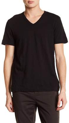 Theory Strato-Gaskell V-Neck Tee