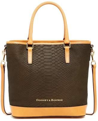 Dooney & Bourke Cara Embossed Leather Shopper