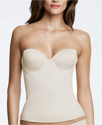 Paige Dominique Seamless Padded Strapless Longline Bra 8500