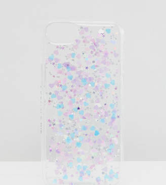 Skinnydip Glitter Bomb iPhone Case 6/7/8/s/6 Plus/7 Plus/iPhoneX