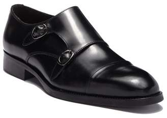 To Boot Barata Leather Double Monkstrap Loafer