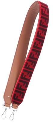 Fendi Velvet bag strap