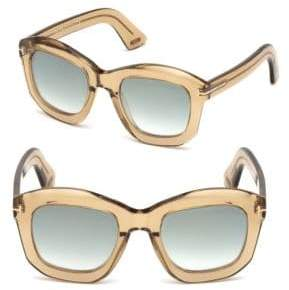 Tom Ford Julia Square Sunglasses