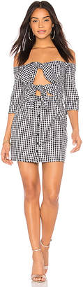 LIONESS Ultimate Desire Mini Dress