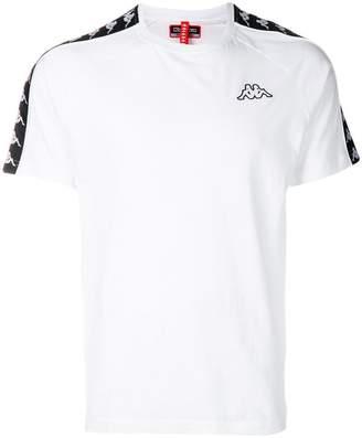Kappa side stripe T-shirt