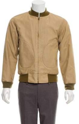 Co RRL & Rib Knit Bomber Jacket