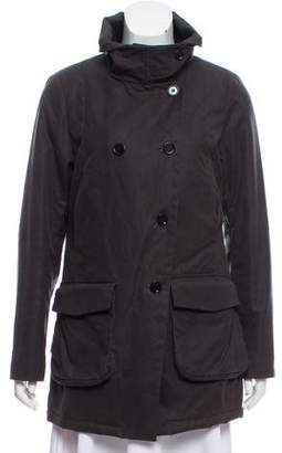 Hope Notch-Lapel Short Coat