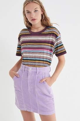 BDG Corduroy Utility Mini Skirt
