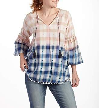 Jag Jeans Women's Elliot Shirt w Poms
