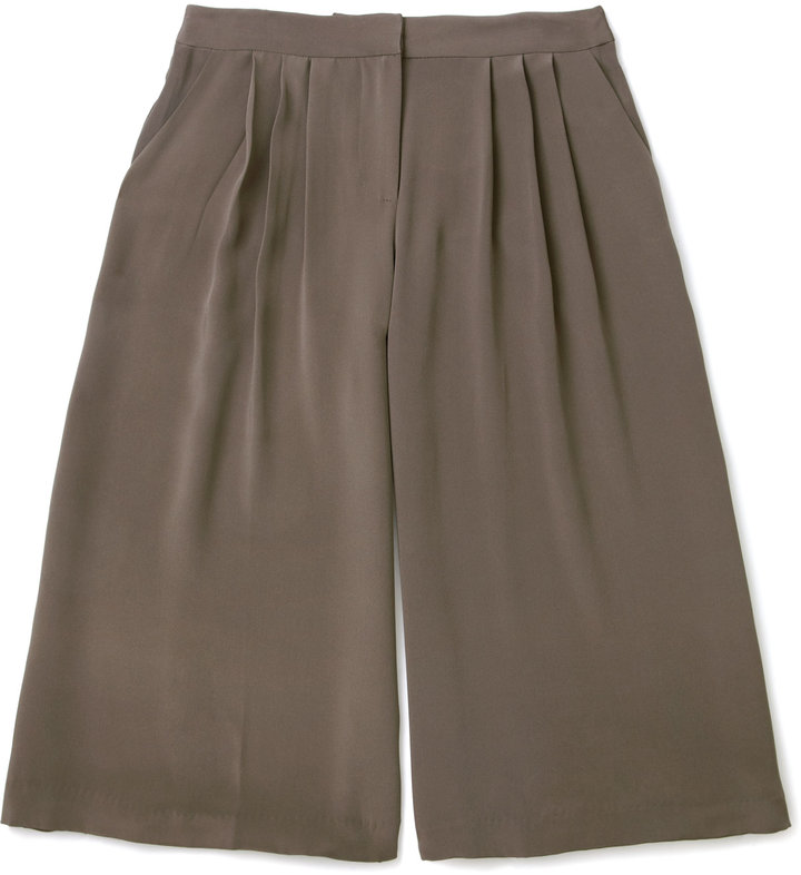 Elizabeth and James Pleated Chelsey Culottes