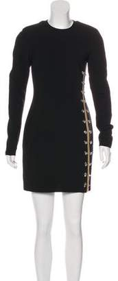 Versus Long Sleeve Mini Dress