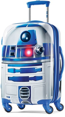 American Tourister Star Wars R2-D2 21-Inch Hardside Spinner Carry-On Luggage