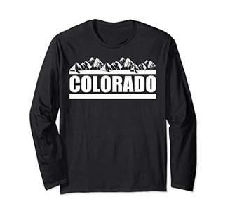 Colorado Mountains T Shirt Gift Colorado Tourism Tee