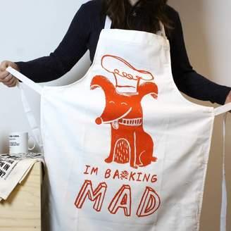 JollySmith Im Baking Mad Apron