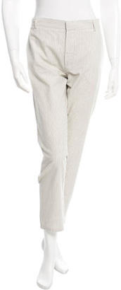 Boy. by Band of Outsiders Striped Straight-Leg Pants w/ Tags $95 thestylecure.com