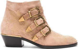 Chloé Susanna Suede Boots