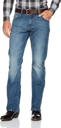 Wrangler Men's Retro Slim-Fit Bootcut 11.75 oz Jean