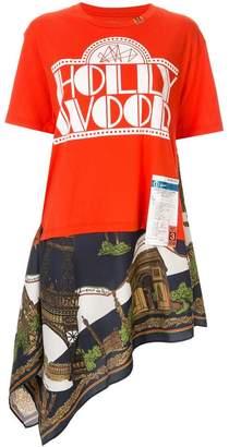 Puma Maison Yasuhiro multi-pocket T-shirt dress