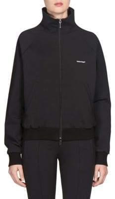 Balenciaga Jersey Crepe Jacket