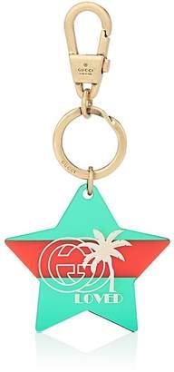 Gucci Men's Star Key Chain