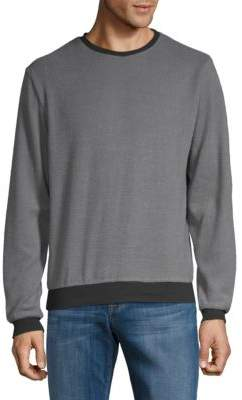 Hyden Yoo Rib-Trimmed Long-Sleeve Tee