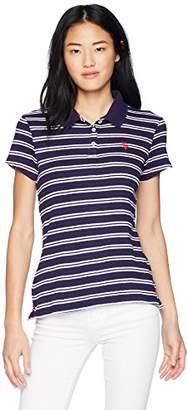 U.S. Polo Assn. Women's Short Sleeve Fashion Shirt