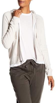 James Perse Classic Long Sleeve Hoodie