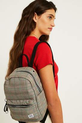 BDG Check Mini Backpack