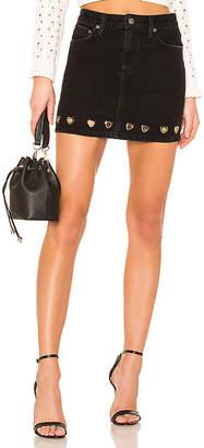 Lovers + Friends Elijah Mini Skirt.
