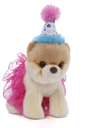Gund Boo Birthday Tutu Doll