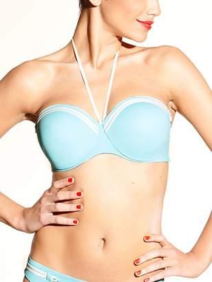 Chantelle Tanganica Bandeau Strapless Bikini Top US