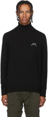 A-Cold-Wall* Black Classic Turtleneck