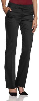 More & More Women's Straight FitTrousers