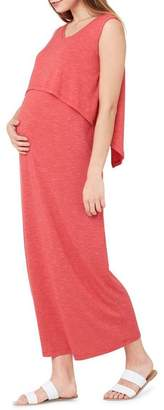 Swing Back Maxi Dress