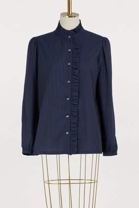 A.P.C. Dunst blouse