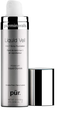 Pur Cosmetics Liquid Veil 4-in-1 Spray Foundation 58g