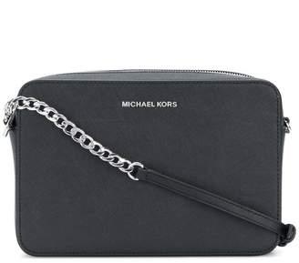 566462133b1d MICHAEL Michael Kors Jet Set large cross body clutch bag