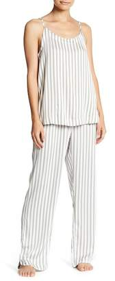 PJ Salvage Walk The Line Striped Pants