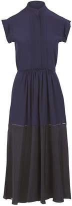 Chloé Long silk dress